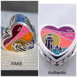 Pandora Comparison shots